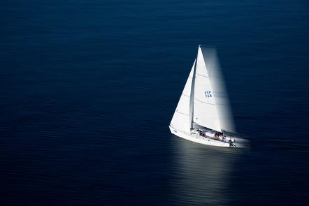 Hayer Philipp - I am sailing - Annahme - 1 FT